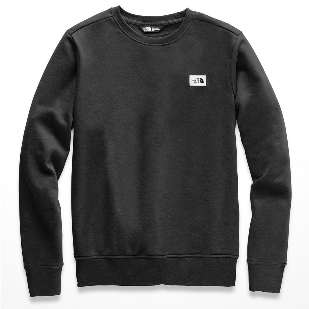 THE NORTH FACE Men's Classic LFC Fleece Crew Pullover - JK3-TNF BLACK