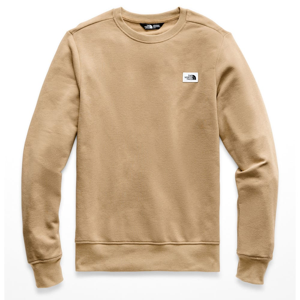 THE NORTH FACE Men's Classic LFC Fleece Crew Pullover - QBW-KELP TAN HEATHER