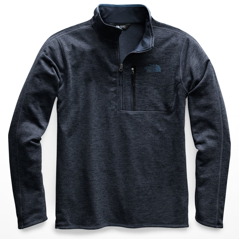 THE NORTH FACE Men's Canyonlands Half Zip Pullover - AVM URBAN NVY