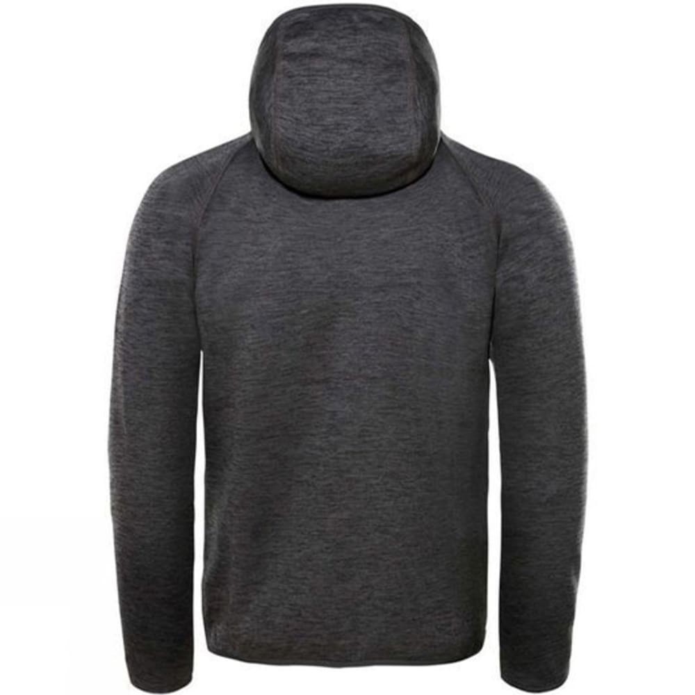 THE NORTH FACE Men's Canyonlands Full-Zip Hoodie - DYZ  DK GRY HEATHER