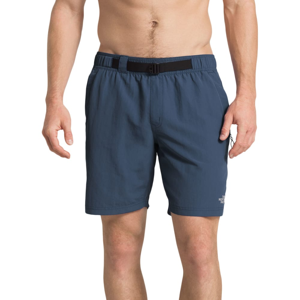 THE NORTH FACE Men's Class V Belted Trunks - HDC SHADY BLUE