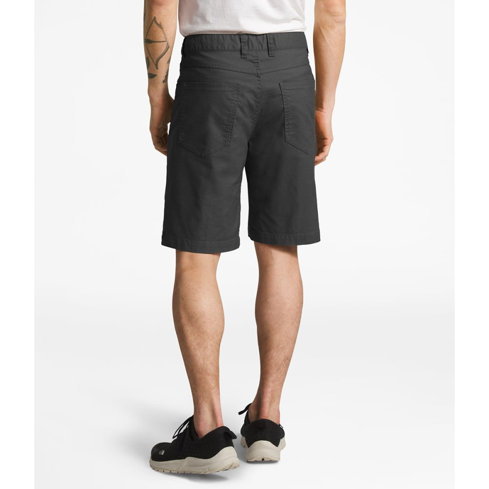 THE NORTH FACE Men's Motion Shorts - OC5-ASPHALT GREY