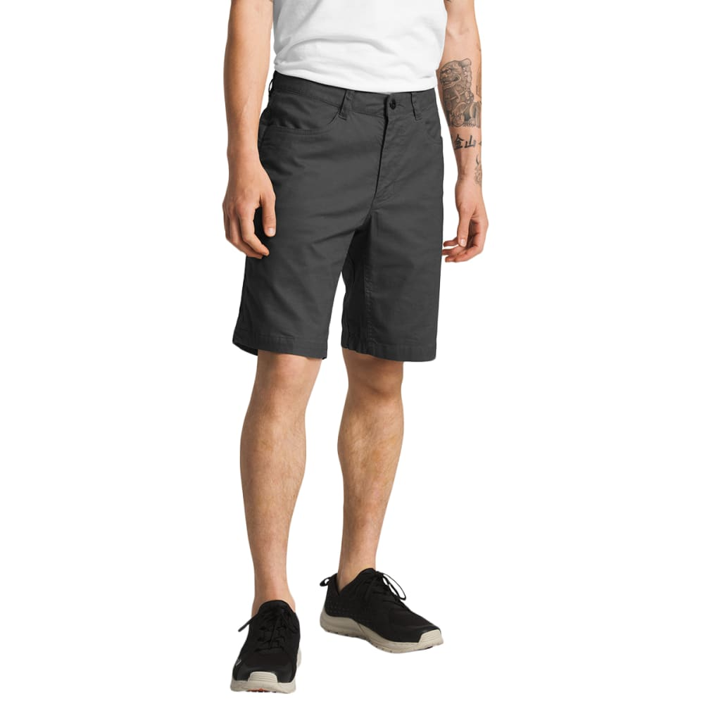 THE NORTH FACE Men's Motion Shorts - OC5-ASPHALT GREY