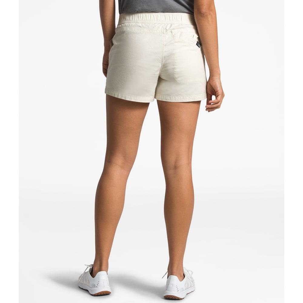 THE NORTH FACE Women's Ridgeside Pull-On Shorts - 11P VINTAGE WHITE