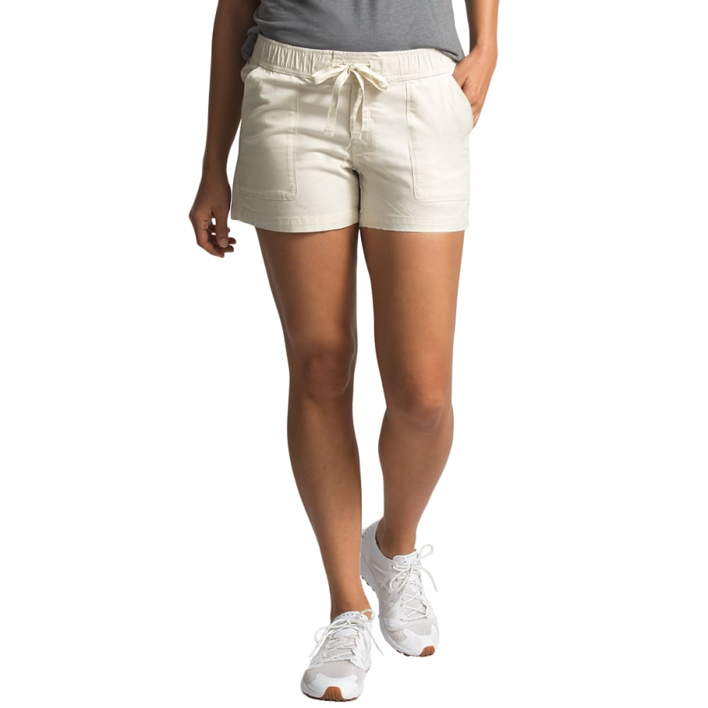 THE NORTH FACE Women's Ridgeside Pull-On Shorts - 11P VINTAGE WHITE