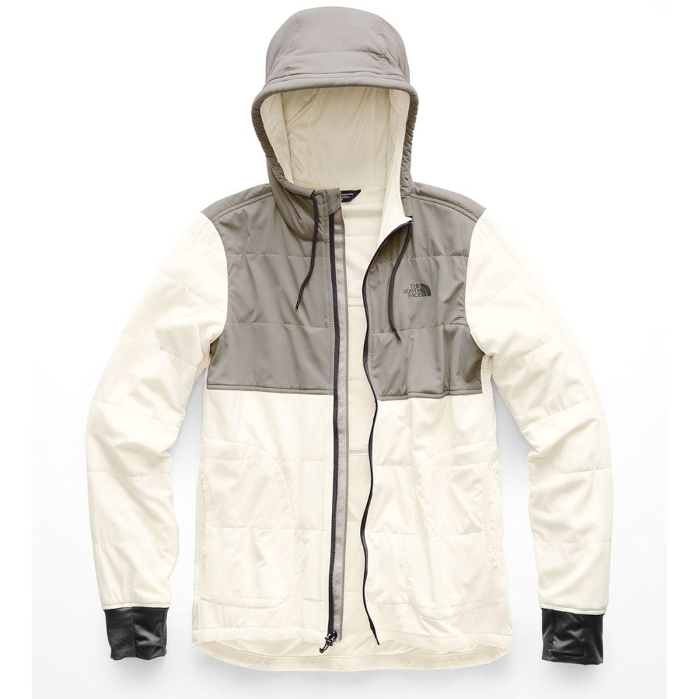 THE NORTH FACE Women's Mountain Sweatshirt Full-Zip Hoodie - 9LY SILT GREY VINTAG