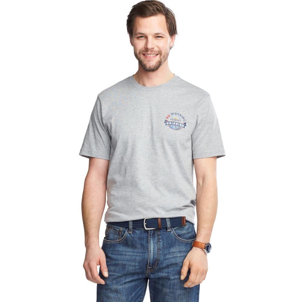 G.H. BASS & CO. Men's Graphic Short-Sleeve Tee S