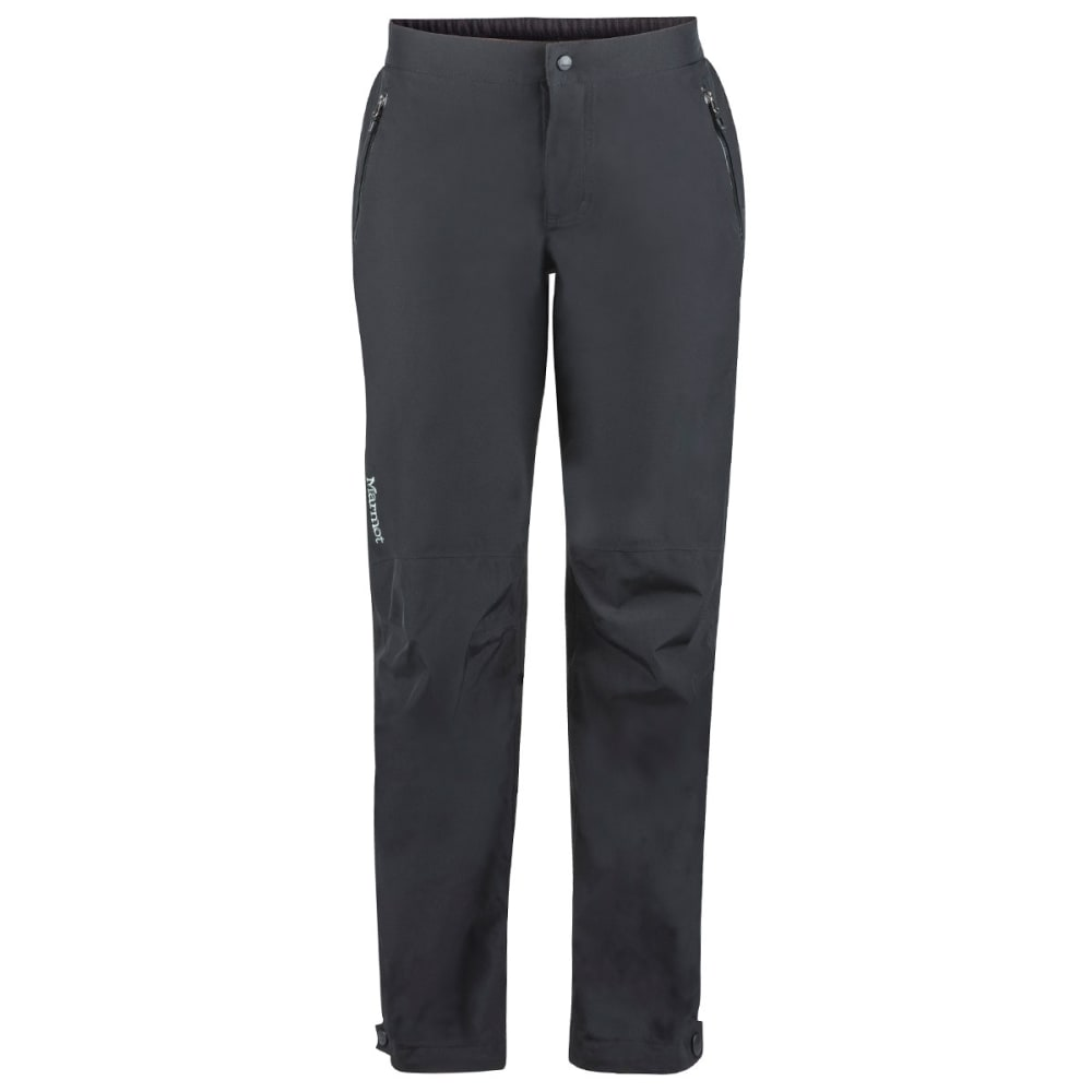 MARMOT Women's Minimalist Waterproof Pants - 001-BLACK