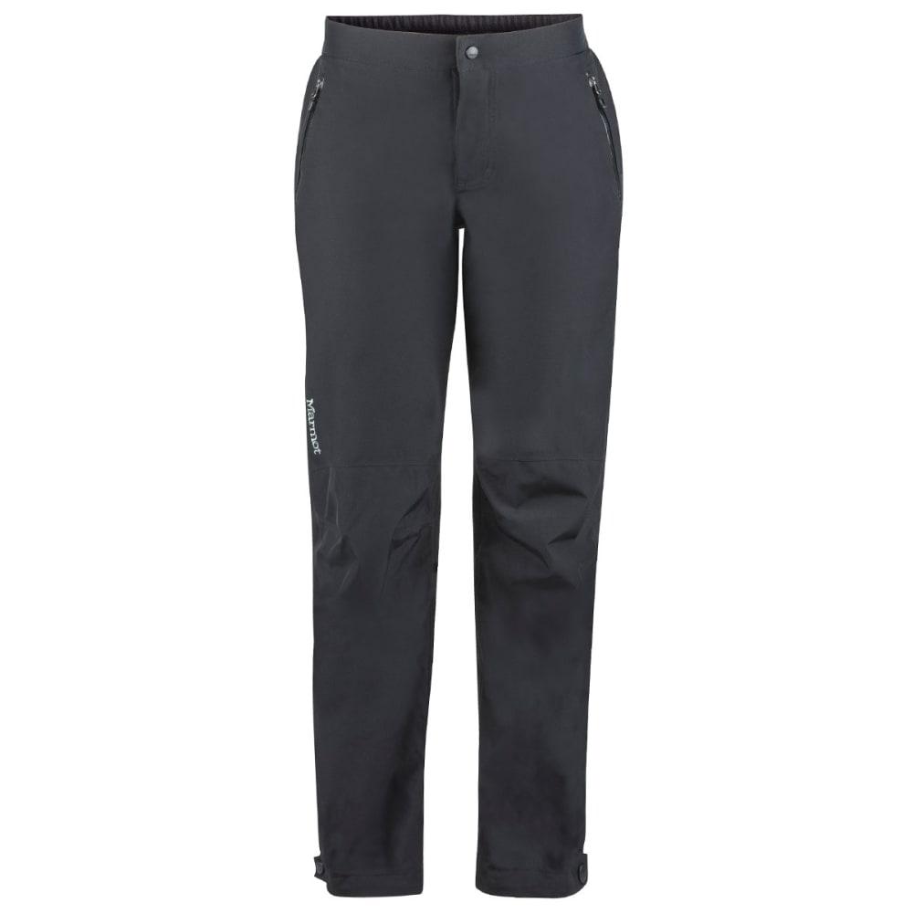 MARMOT Women's Minimalist Waterproof Pants - 001-BLACK