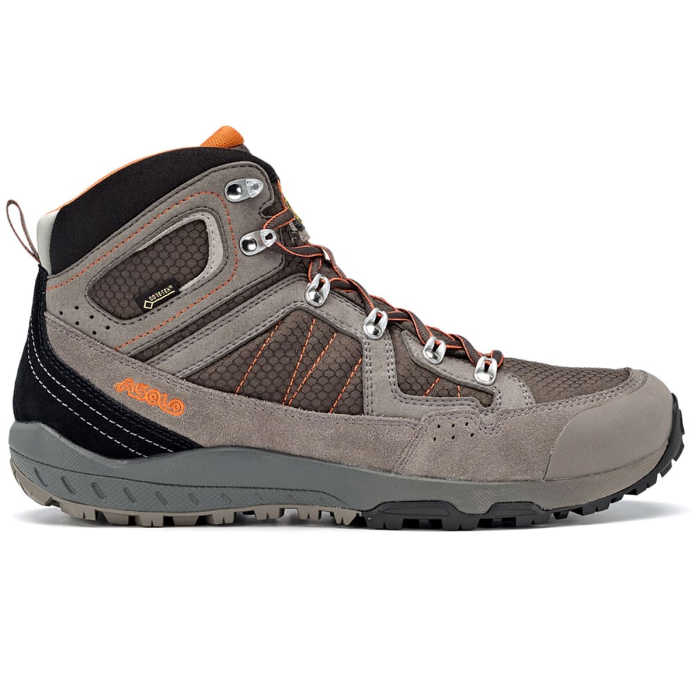 ASOLO Men's Landscape GV Waterproof Mid Hiking Boots - BROWN