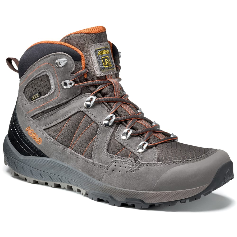 ASOLO Men's Landscape GV Waterproof Mid Hiking Boots - BROWN
