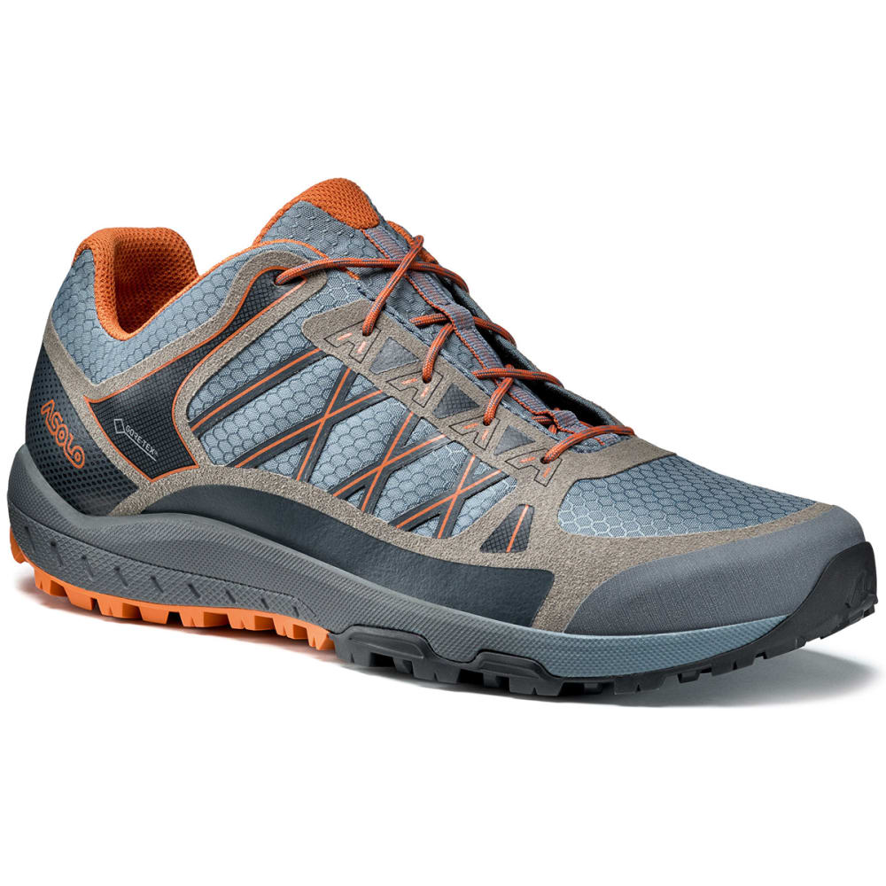 ASOLO Men's Grid GV Low Hiking Shoes 8
