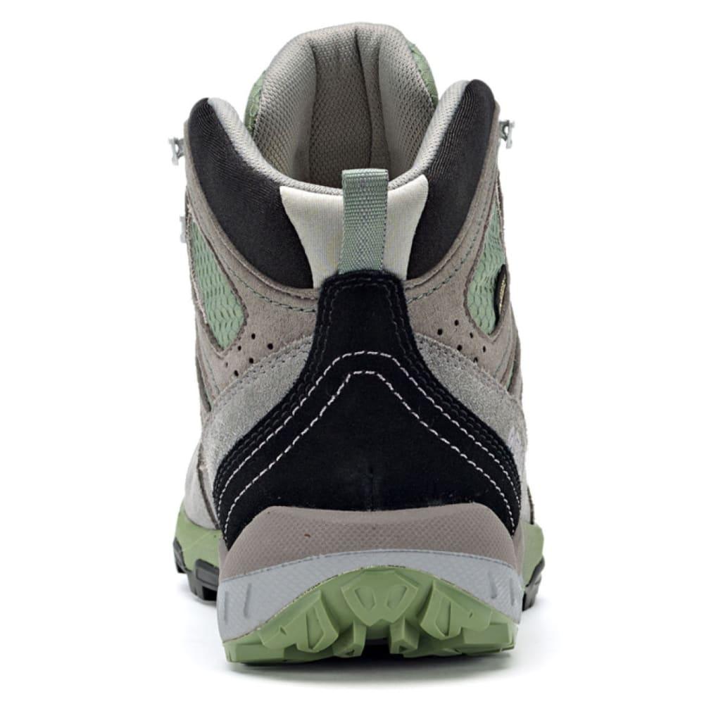 ASOLO Women's Landscape GV Waterproof Mid Hiking Boots - LIGHT GREEN