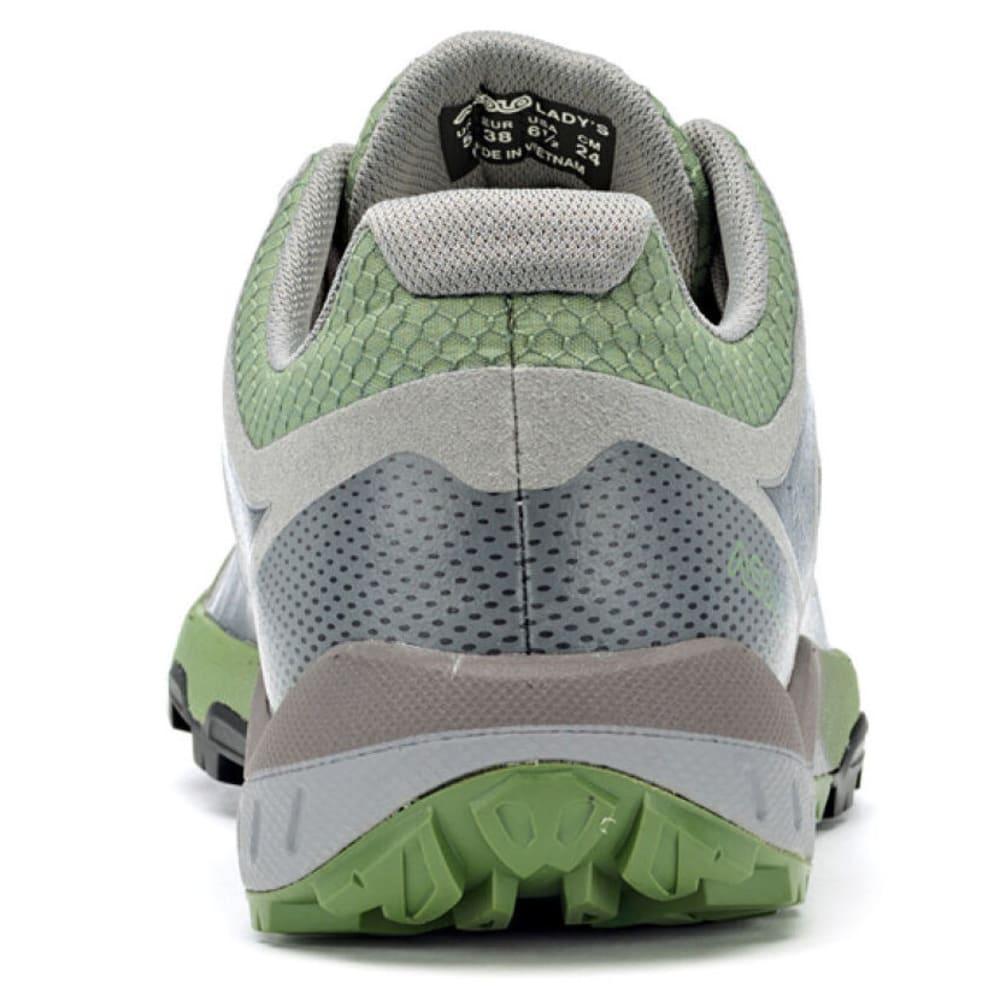 ASOLO Women's Grid GV Low Hiking Shoes - LIGHT GREEN