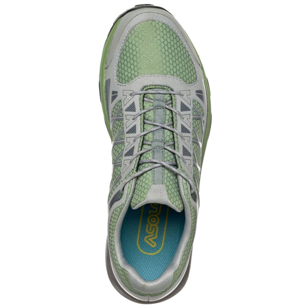 ASOLO Women's Grid GV Low Hiking Shoes - HEDGE GREEN
