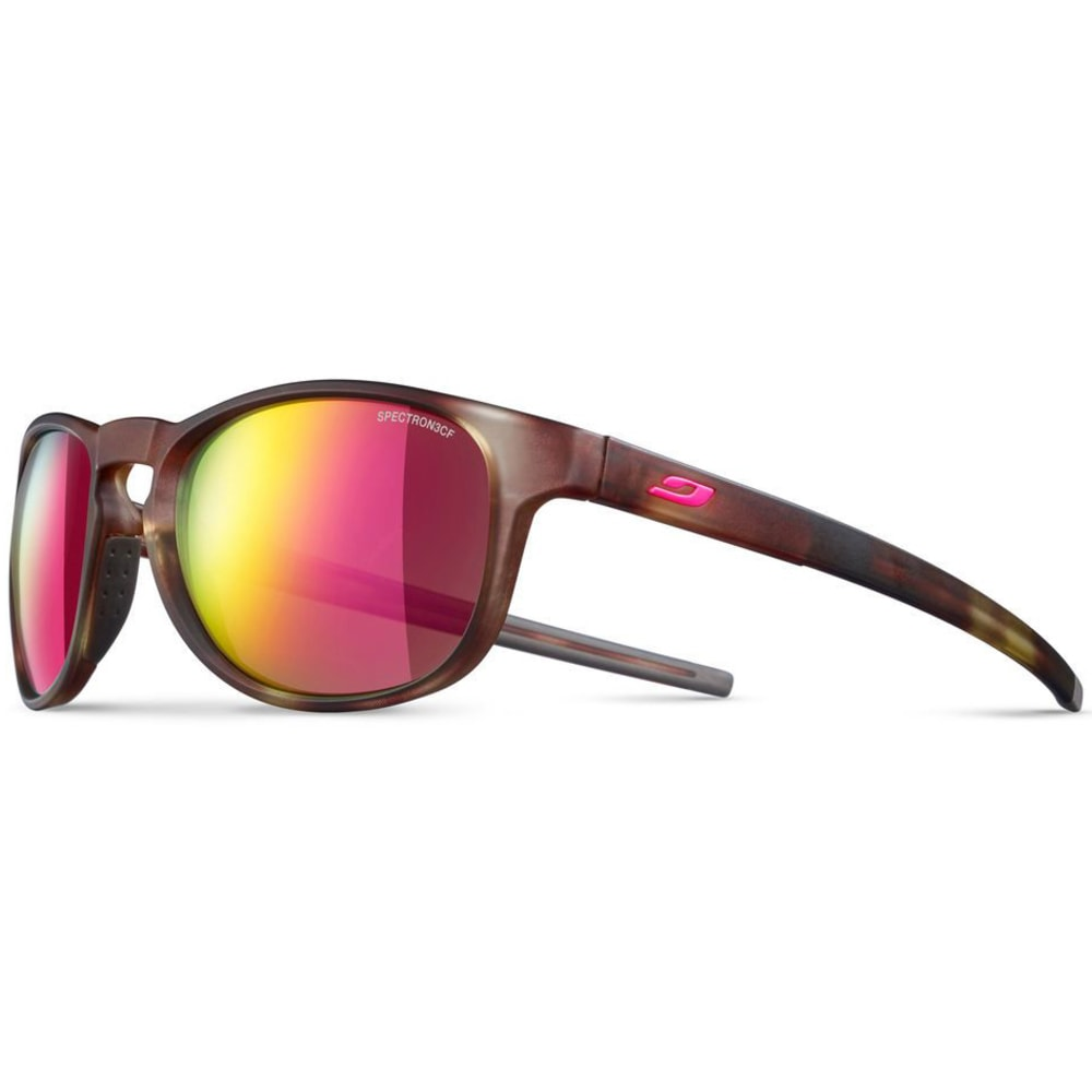 JULBO Women's Resist Sunglasses - TORTOISE BRWN / PINK