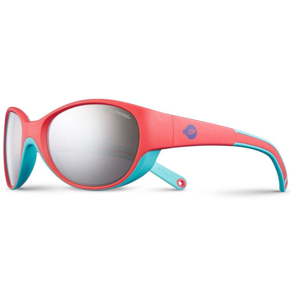 JULBO Girls' Lily Sunglasses - CORAL/TURQUOISE