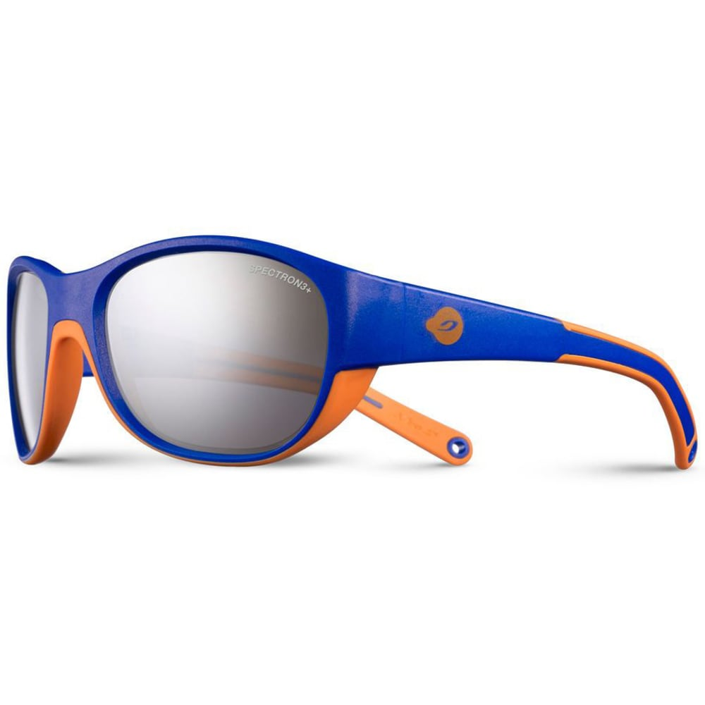 JULBO Boys' Luky Sunglasses - ROYAL BLUE/ORANGE