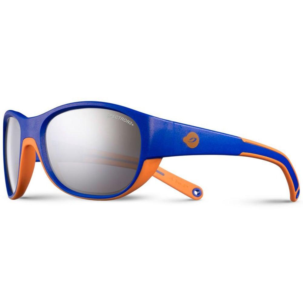 JULBO Boys' Luky Sunglasses - ROYAL BLUE/ORANGE