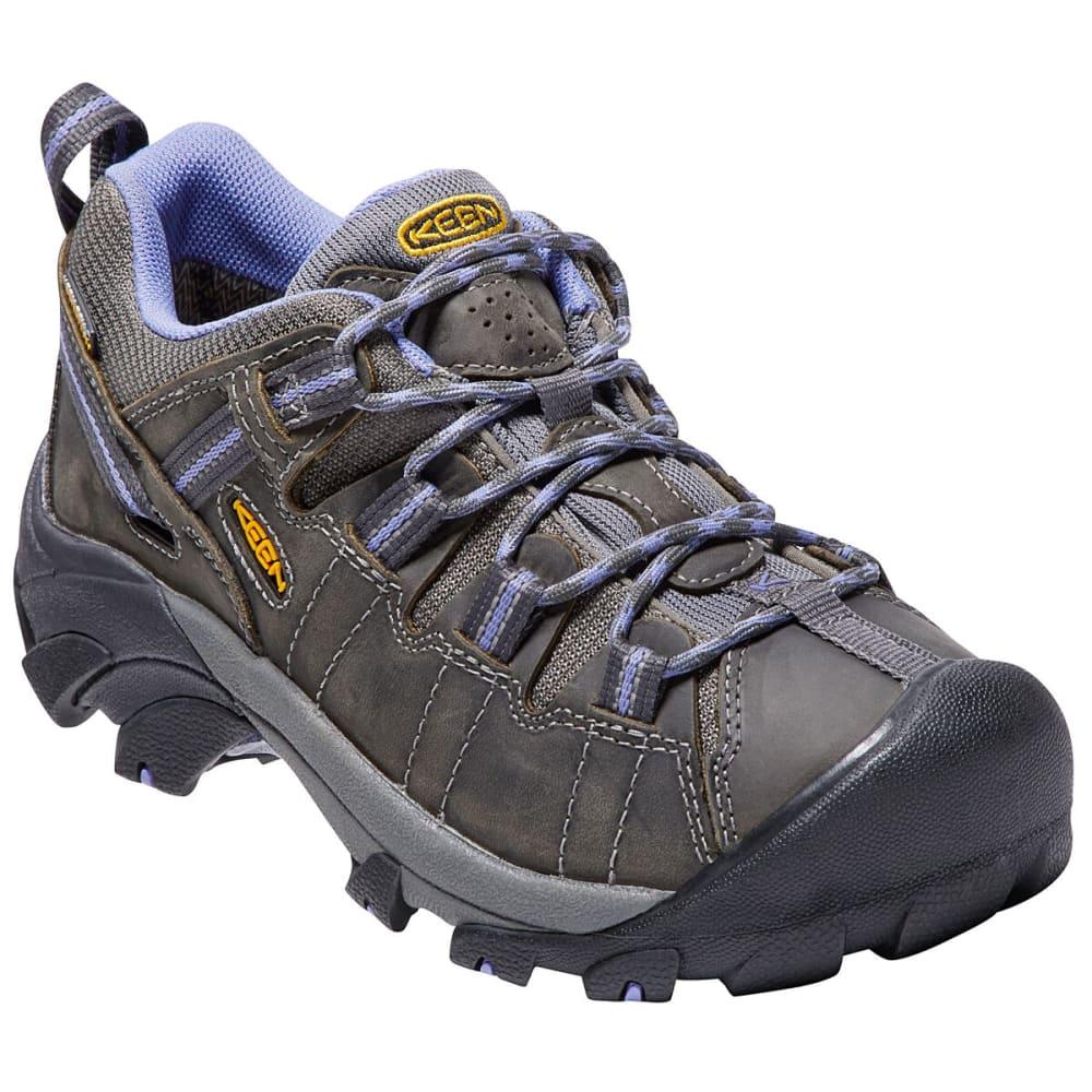KEEN Women's Targhee II Waterproof Low Hiking Shoes 8