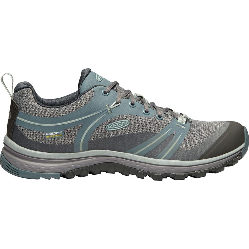 KEEN Women's Terradora Waterproof Low Hiking Shoes - STORMY