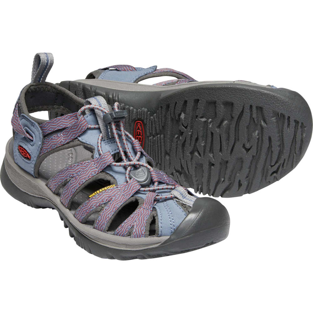 KEEN Women  39 s Whisper Sandals - FLINT STONE BOSSA NO