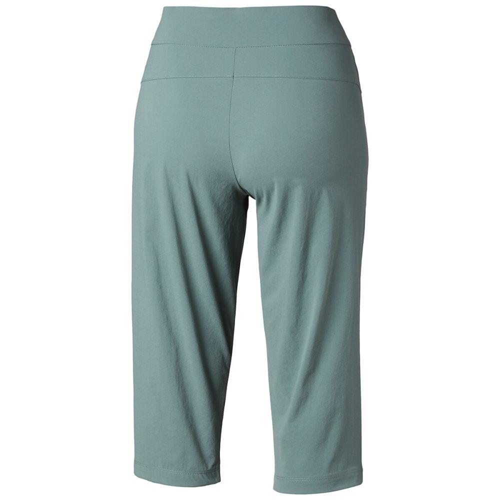 COLUMBIA Women's Anytime Casual Capri Pants - 337-POND