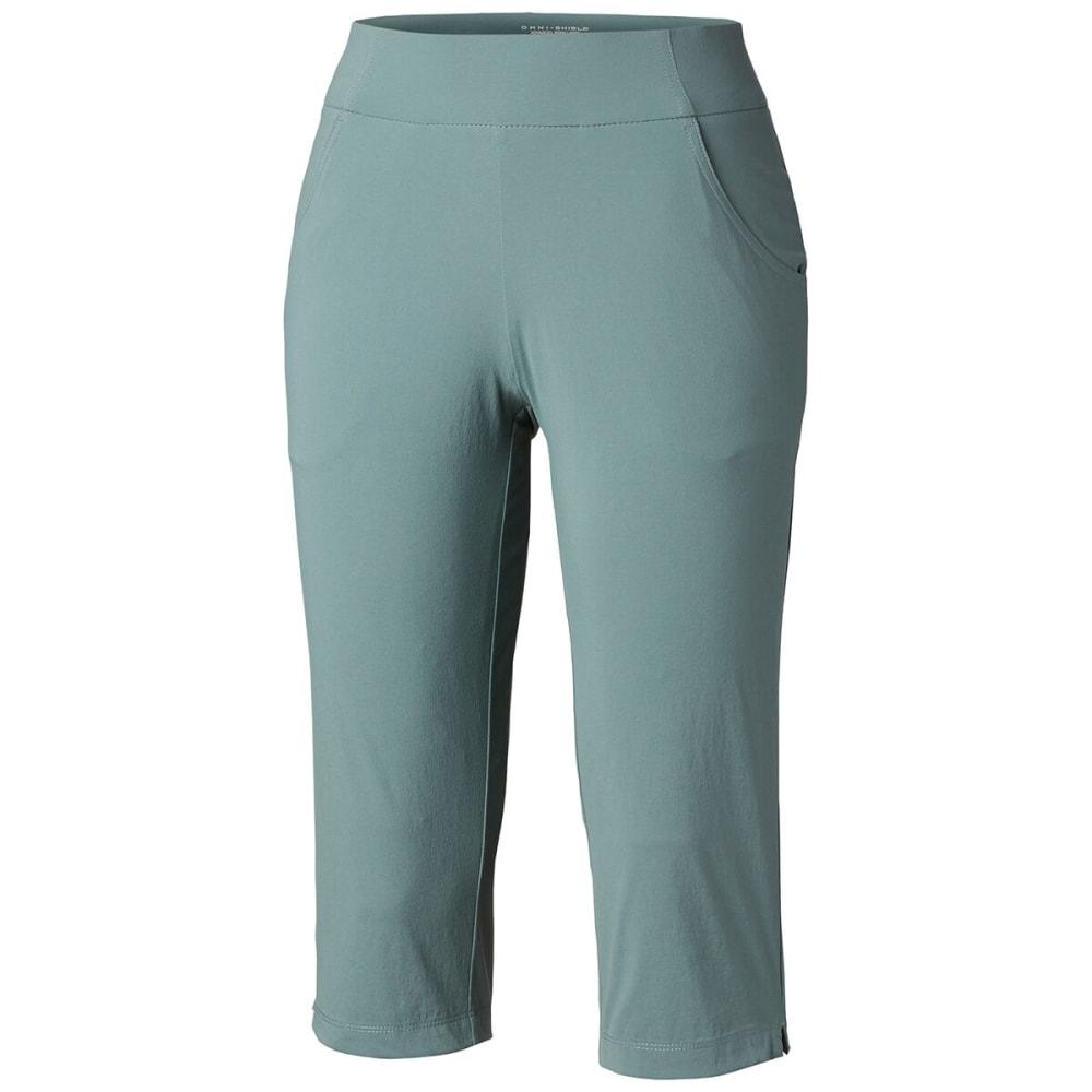COLUMBIA Women's Anytime Casual Capri Pants S