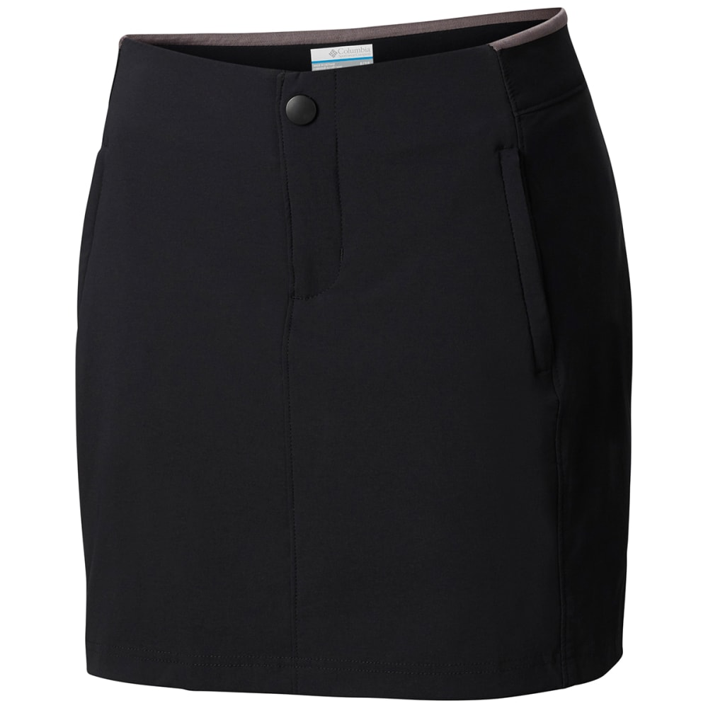 COLUMBIA Women's Bryce Peak Skort - 010-BLACK