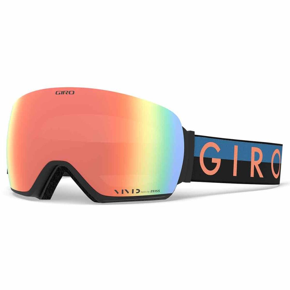 GIRO Women's Lusi Ski Goggles - BLUPCH/VIVID ROYAL