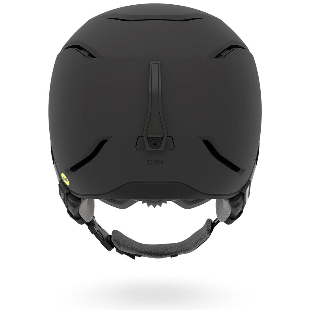 GIRO Women's Terra MIPS Snow Helmet - MATTE BLACK