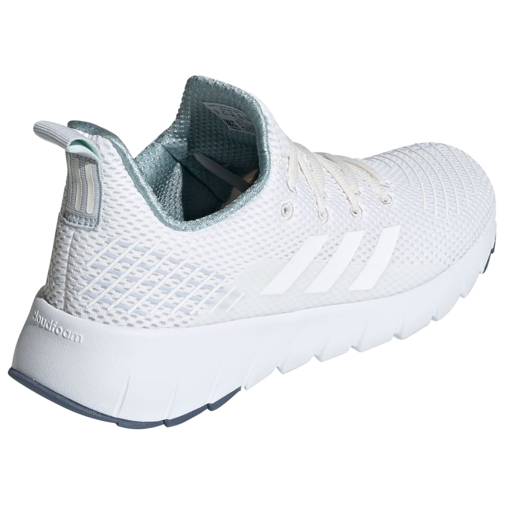 ADIDAS Women's Asweego Running Shoe - WHITE-F35569