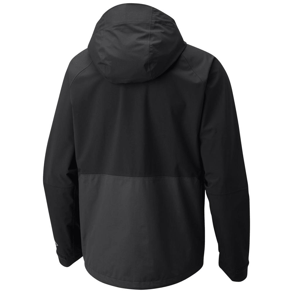 COLUMBIA Men's Evolution Valley Jacket - 010 BLACK SHARK