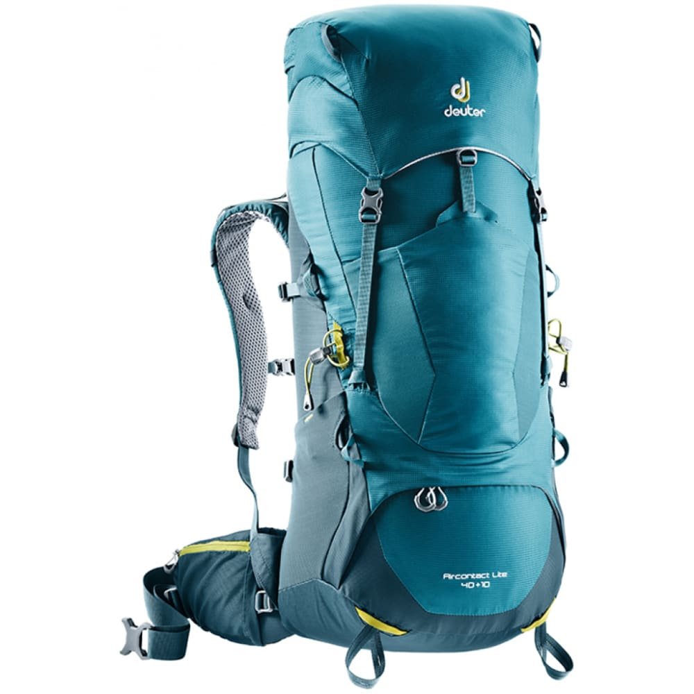 DEUTER Men's Aircontact 40+10 Lite Pack - DENIM/ARCTIC