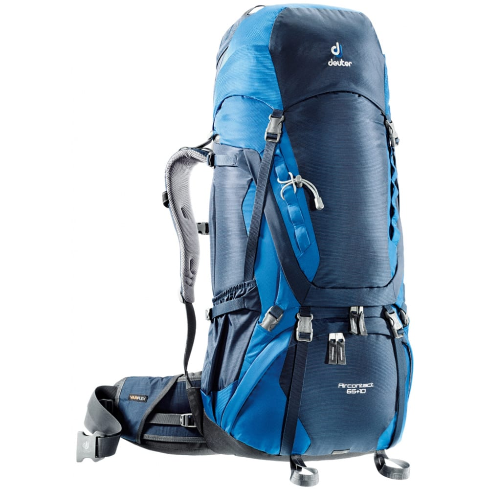 DEUTER Aircontact 65 Plus 10 Pack - MIDNIGHT/NAVY