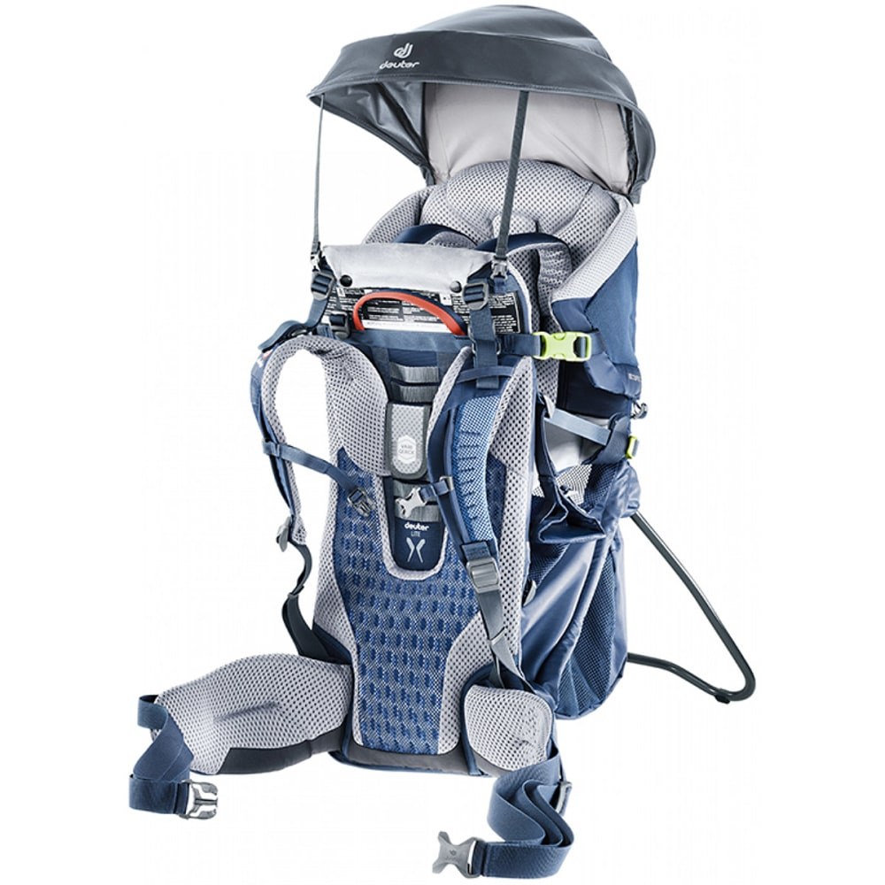 DEUTER Kid Comfort Sunroof Pack Carrier Accessory - GRAPHITE