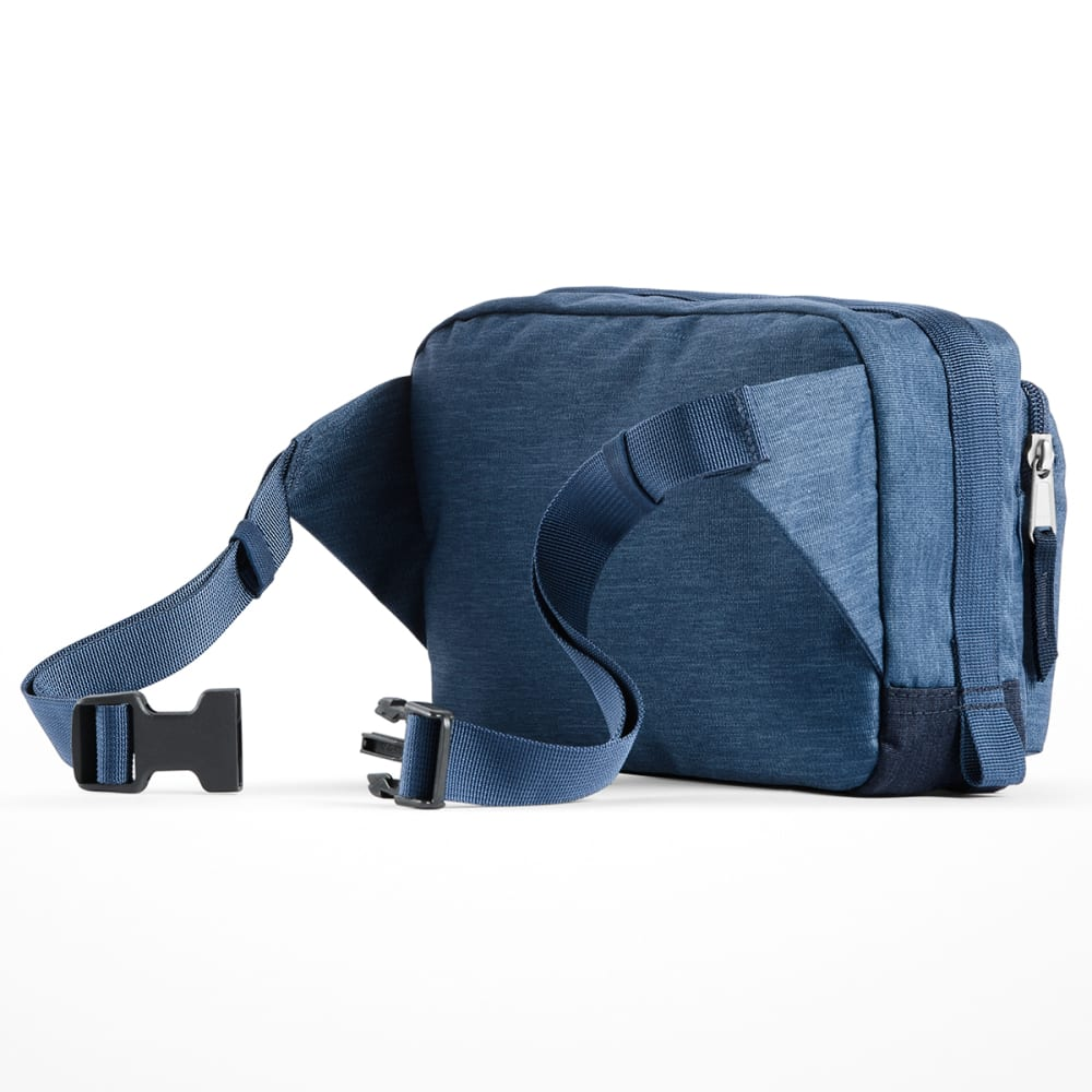 THE NORTH FACE Kanga Fannypack - SHADY BLUE HTHR BV7