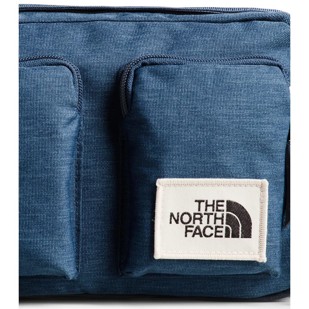 THE NORTH FACE Kanga Fannypack - SHADY BLUE HTHR BV7