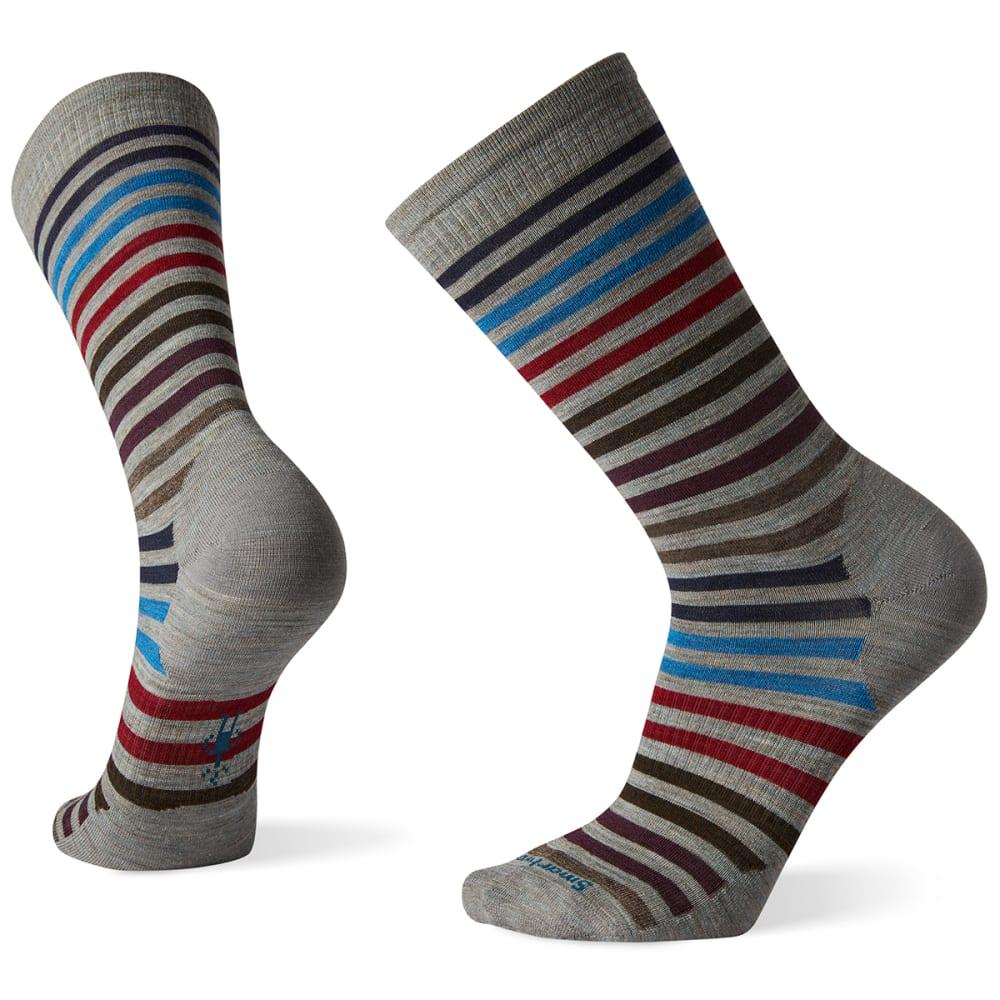 SMARTWOOL Men's Spruce Street Crew Socks L