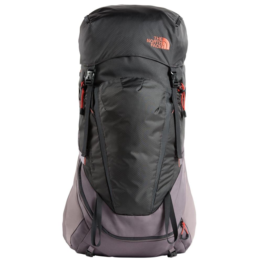 THE NORTH FACE Women's Terra 55 Pack - RABBIT GREY/ASPHALT