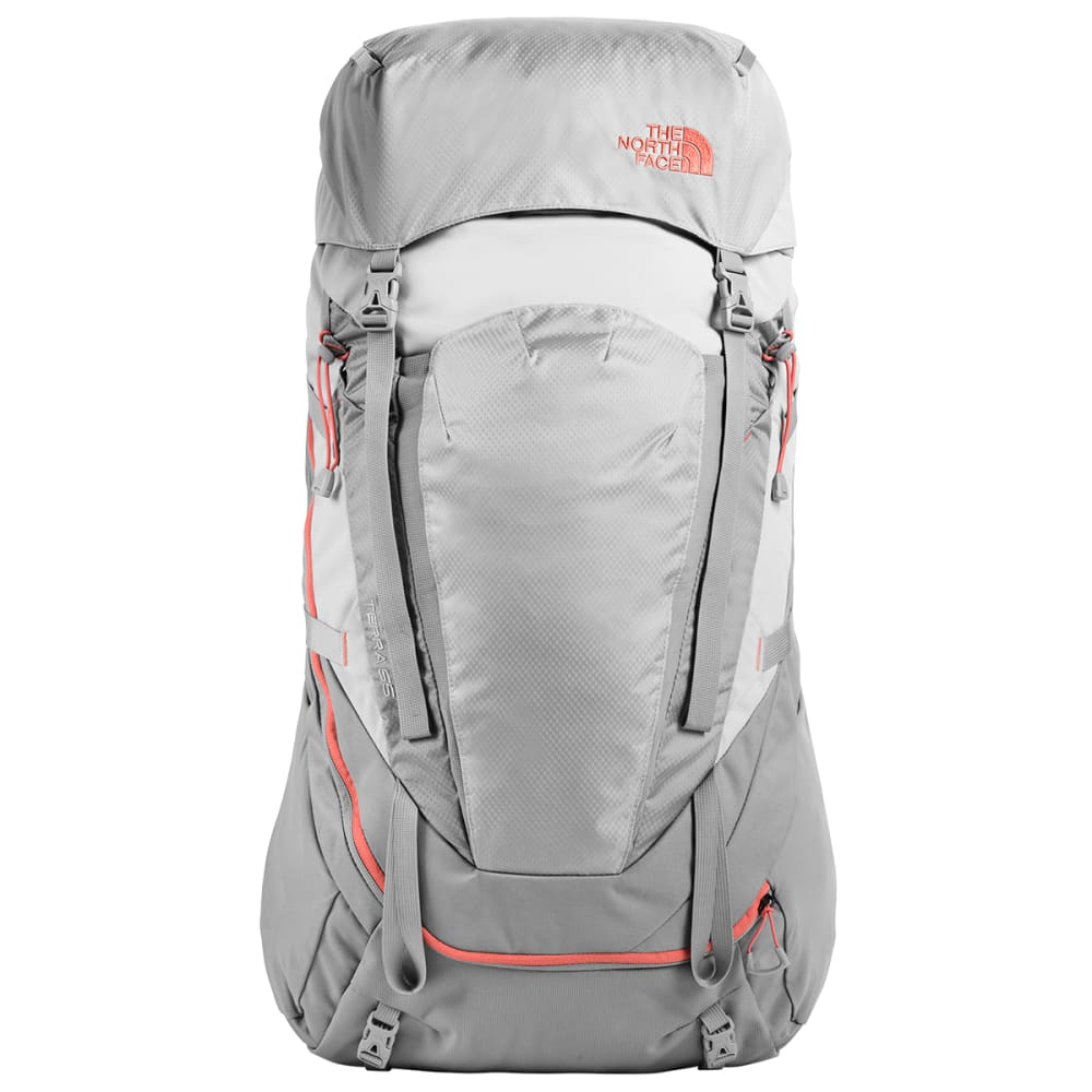 THE NORTH FACE Women's Terra 55 Pack - HIGH RISE GREY/MD GR