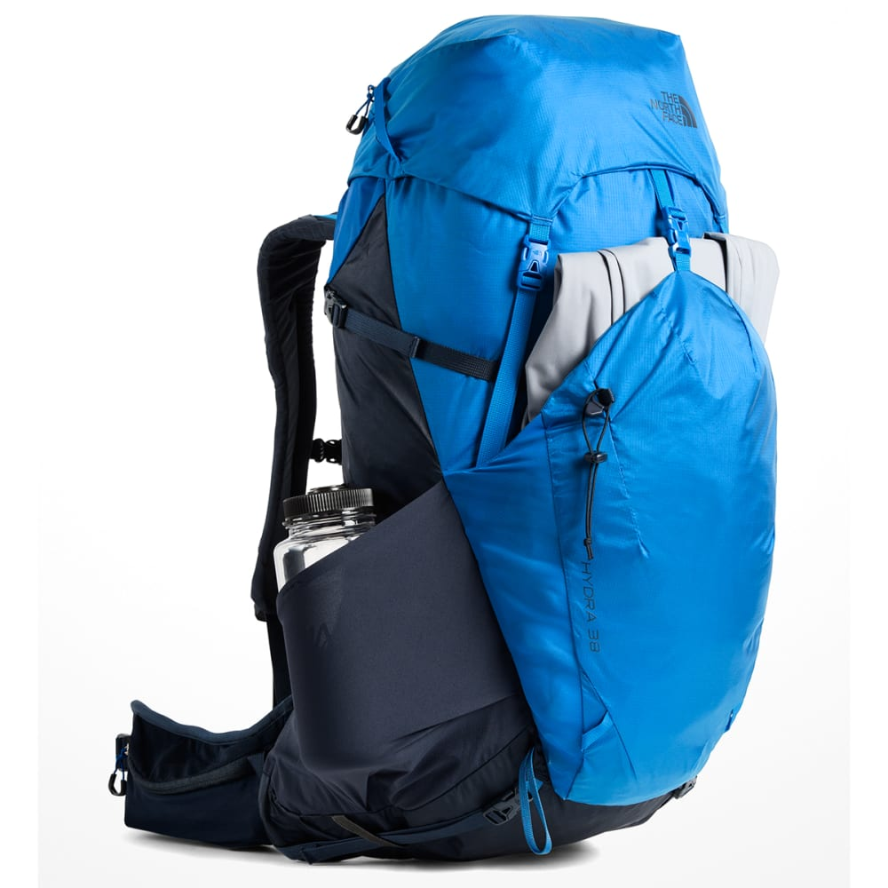 THE NORTH FACE Hydra 38 Backpack - URBAN NAVY/BOMB BLUE