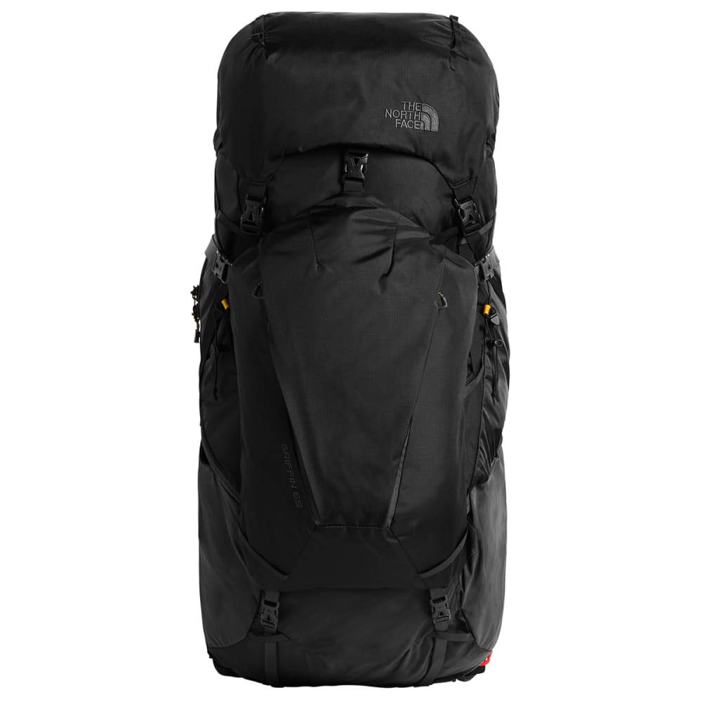 THE NORTH FACE Griffin 65 Backpack - ASPHALT GREY/TNF BLK