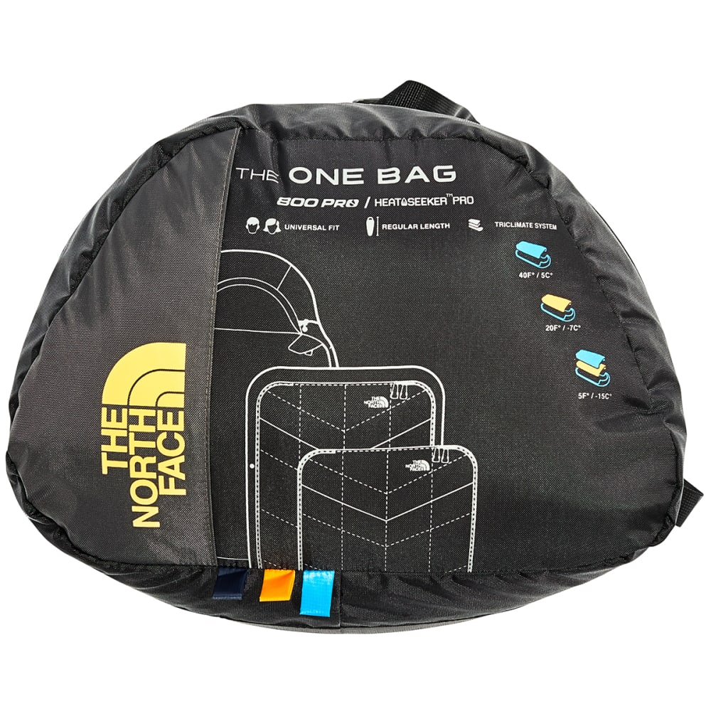 low priced dcf5e 7c185 THE NORTH FACE The One Bag Sleeping Bag, Long