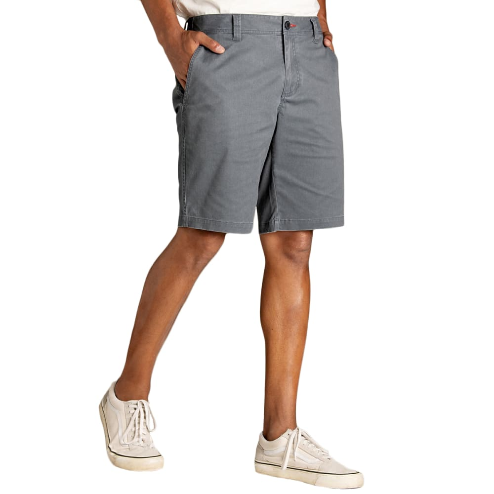 TOAD & CO. Men's Mission Ridge Short - 041-IRON THRONE