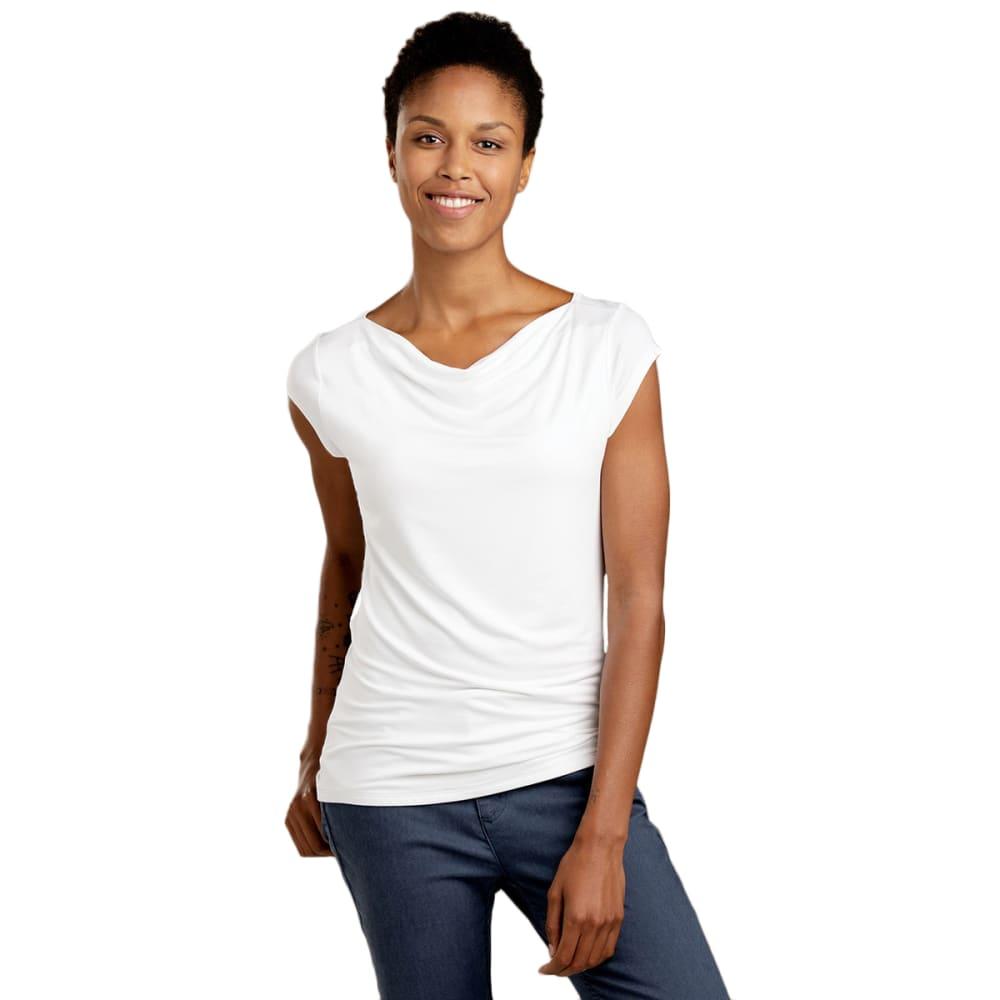 TOAD & CO. Women's Susurro Duo Short-Sleeve T-Shirt - 000-WHITE