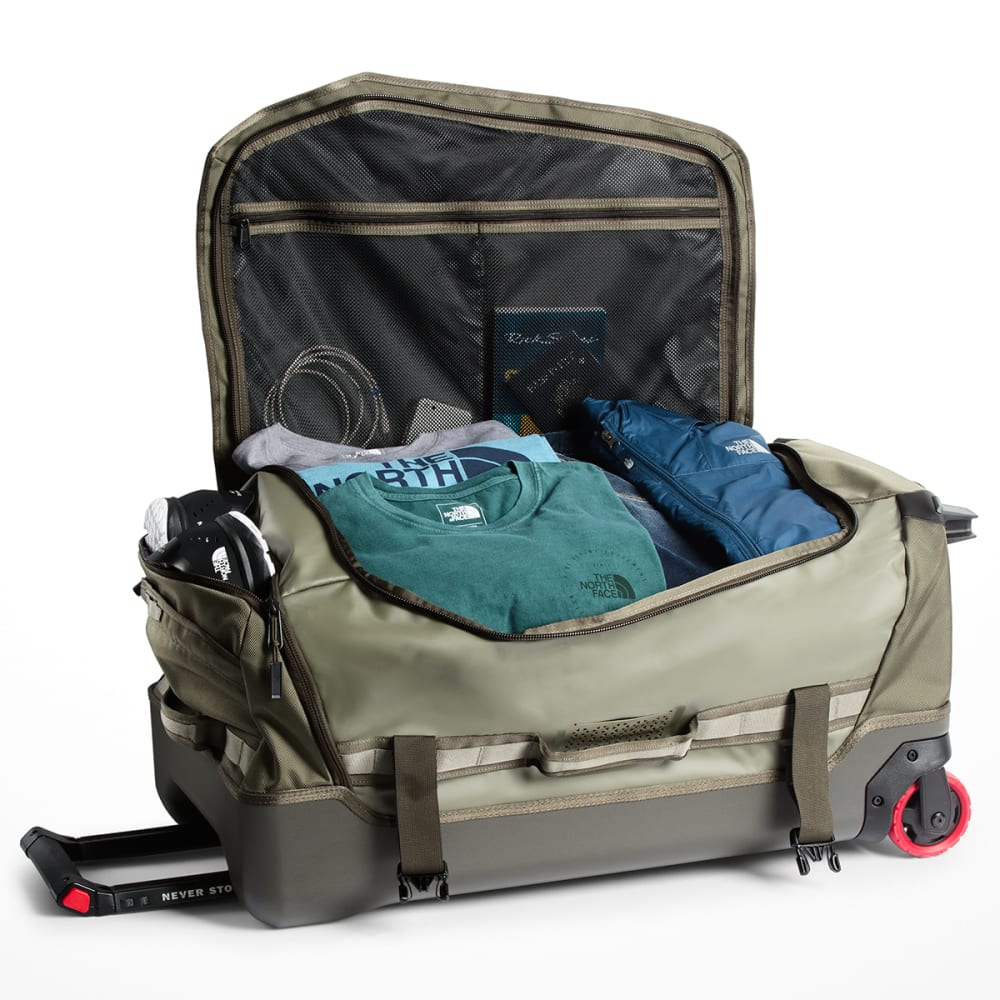 THE NORTH FACE Rolling Thunder 30 in. Rolling Gear Bag - NEW TAUPE GREEN