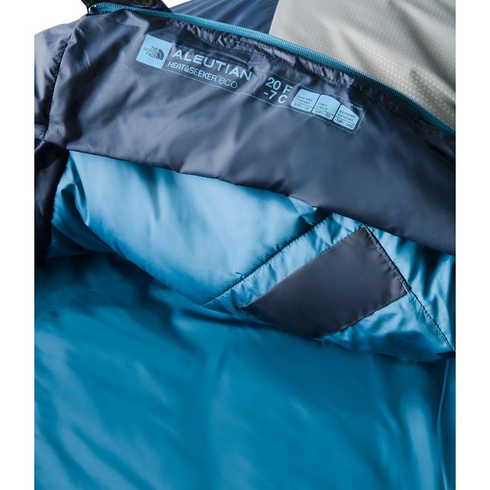 THE NORTH FACE Aleutian 20 Mummy Sleeping Bag, Long - COSMIC BLUE/ZINC GRY