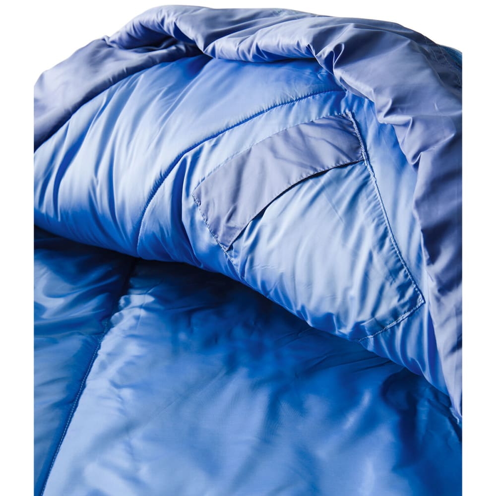 THE NORTH FACE Women's Aleutian 20 Sleeping Bag - COASTAL FJORD BLUE
