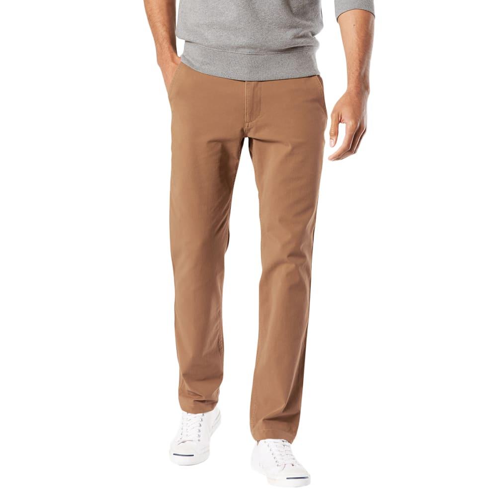Dockers Men's Downtime Khaki Slim Tapered Pants
